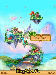 Khu Vườn Địa Đàng Online