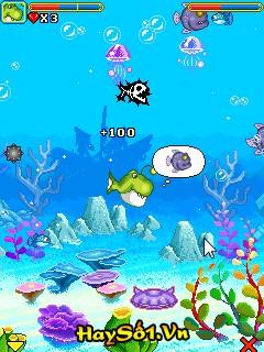 Cá Lớn Cá Bé Crack SMS
